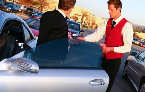 Image result for restaurant Valet Service